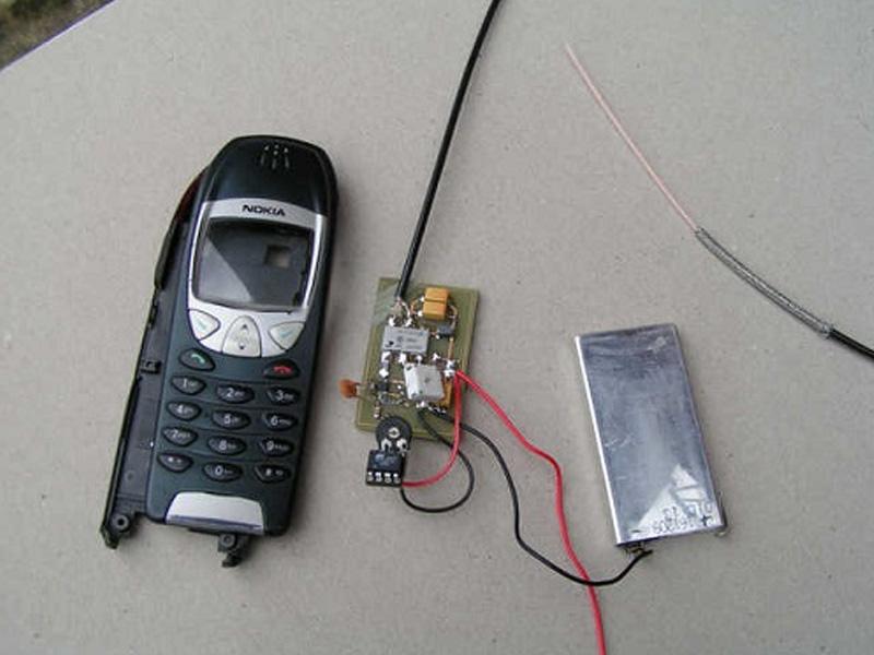 Глушилка для мобильных телефонов