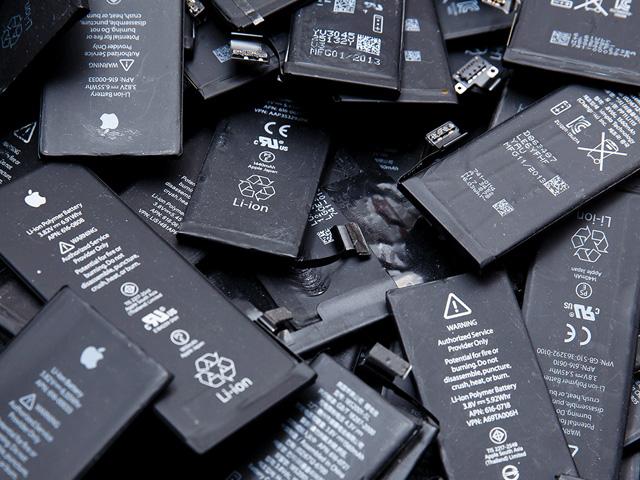 Хранение и утилизация телефонного аккумулятора